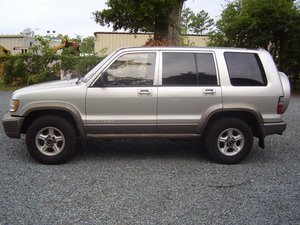 Isuzu Trooper Repair