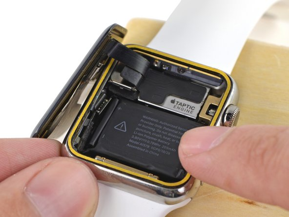 Apple Watch Adhesive Replacement