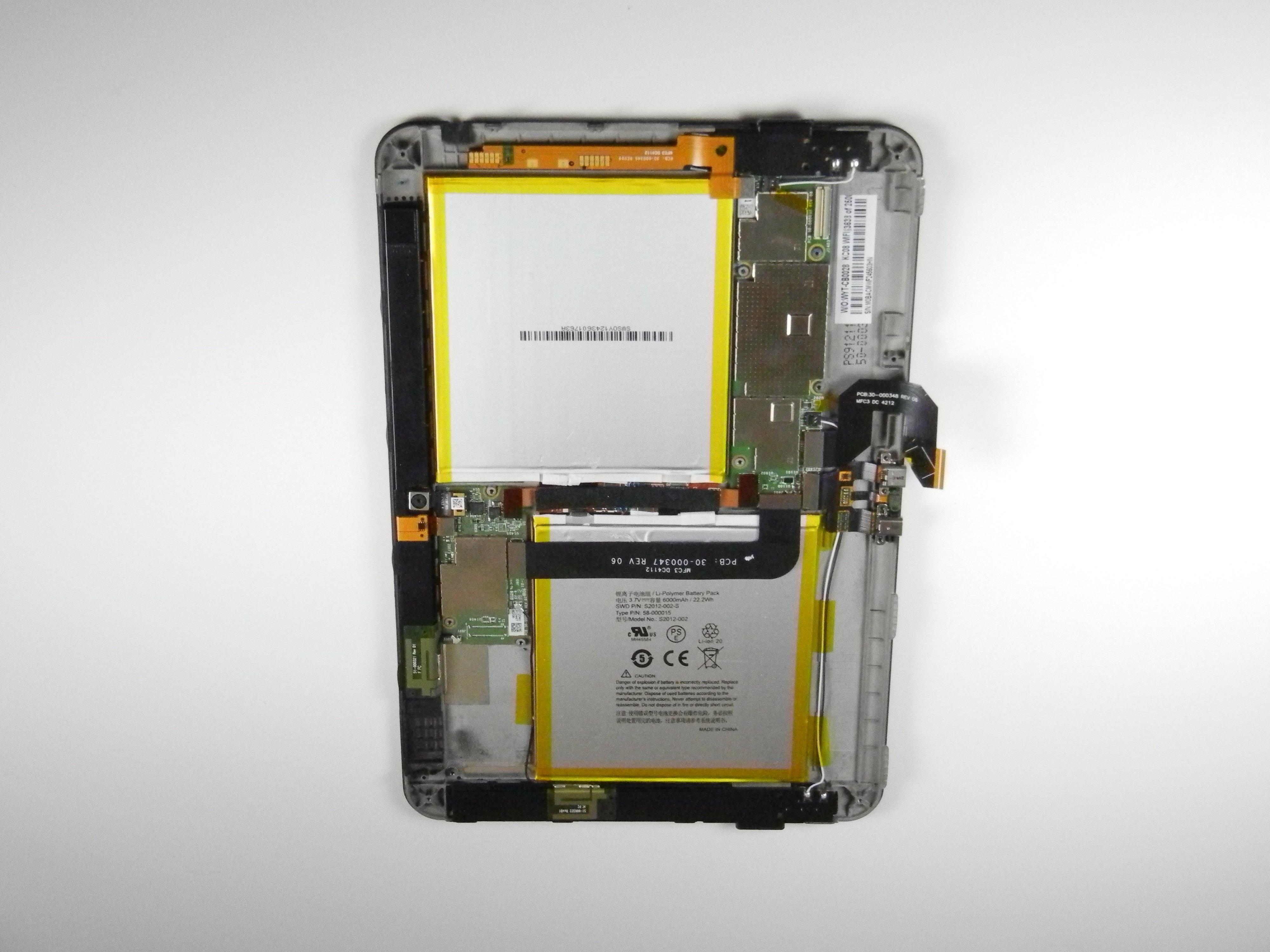 Kindle Fire HD 8 9