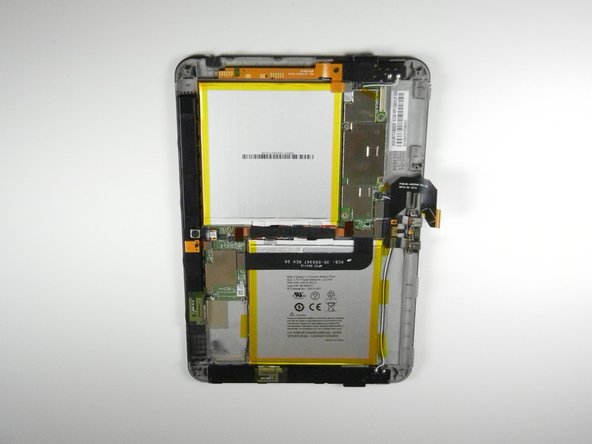 "Kindle Fire HD 8.9"" Battery Replacement"