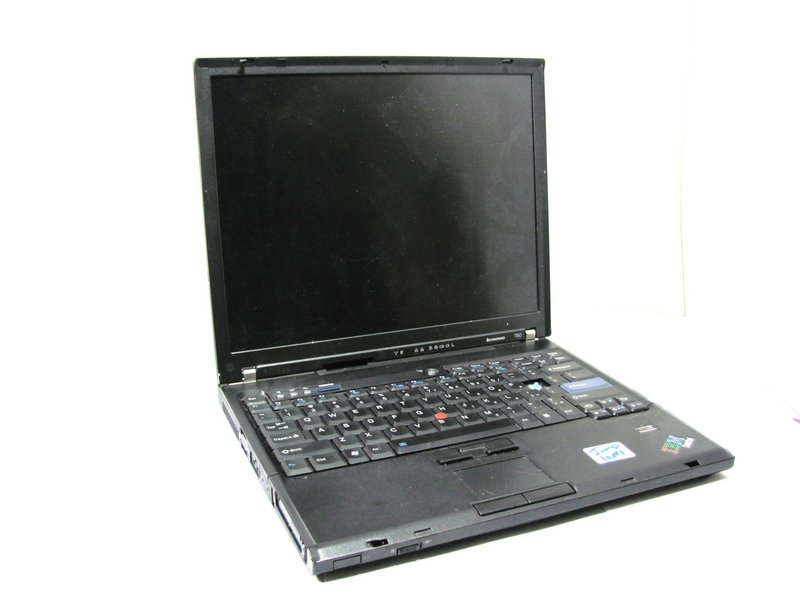 ibm thinkpad t60 troubleshooting ifixit rh ifixit com IBM ThinkPad Logo Old IBM ThinkPad