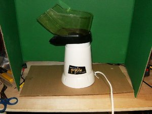 Presto Hot Air Popcorn Popper Blower Disassembly