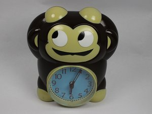 Circo Monkey Alarm Clock Repair