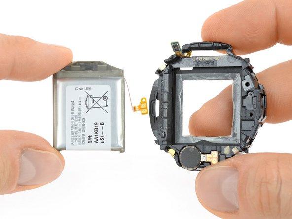 三星 Galaxy 手表电池更换