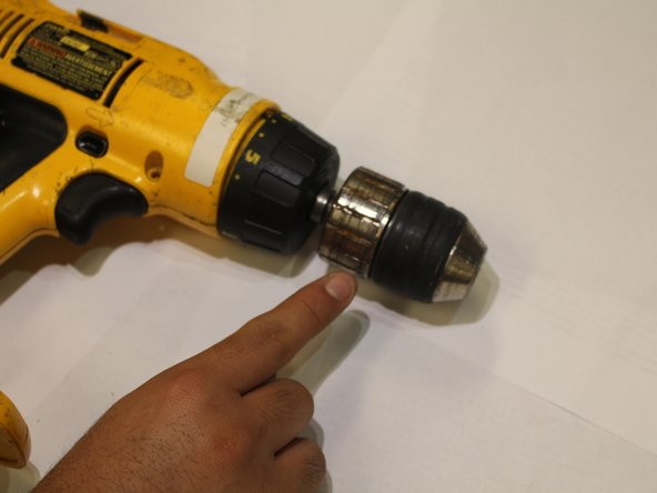 DeWalt DW997 Drill Chuck Replacement - iFixit Repair Guide