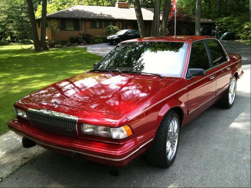 1982-1996 Buick Century Repair (1982, 1983, 1984, 1985, 1986, 1987 ...
