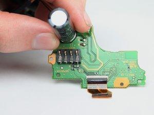Flash Capacitor/Fuse