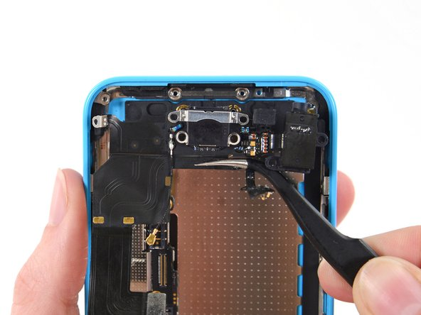 Remplacement du connecteur Lightning complet de l'iPhone 5c