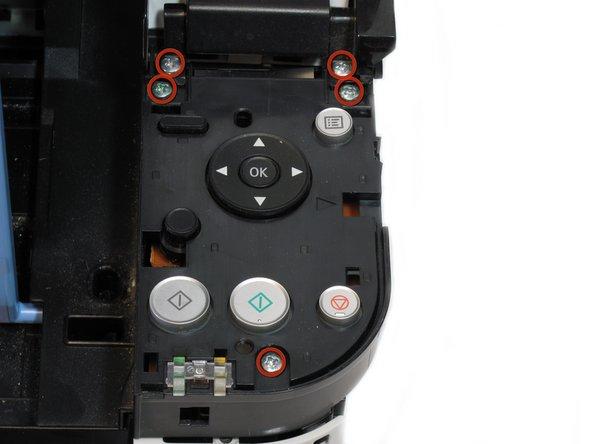 Image 1/2: Five 7.65 mm Philips #1 screws