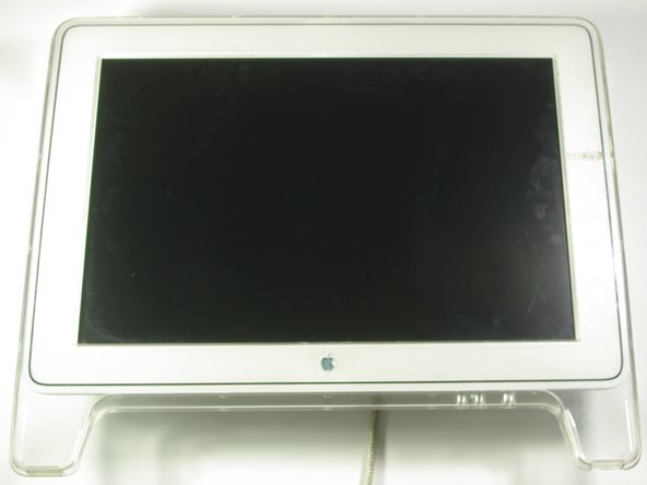 Apple Cinema Display M8149 LCD Screen Replacement
