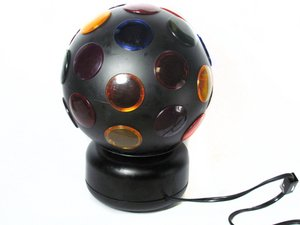 Lite F/X Rotating Big Ball of Lite Model 1929 Troubleshooting
