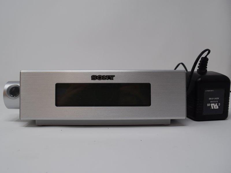 Sony Dream Machine Icf C717pj Ifixit