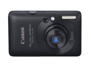 Canon PowerShot SD780 IS Repair