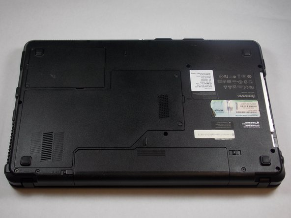 Lenovo Essential G555-0873 Battery Replacement