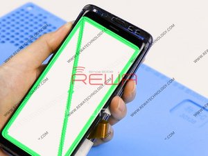 Samsung Galaxy S9/S9+ Cracked Screen Glass Only Repair
