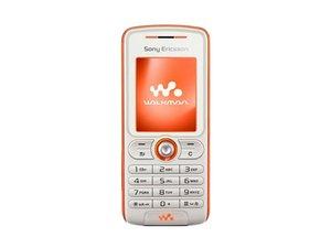 Sony Ericsson W200i Repair