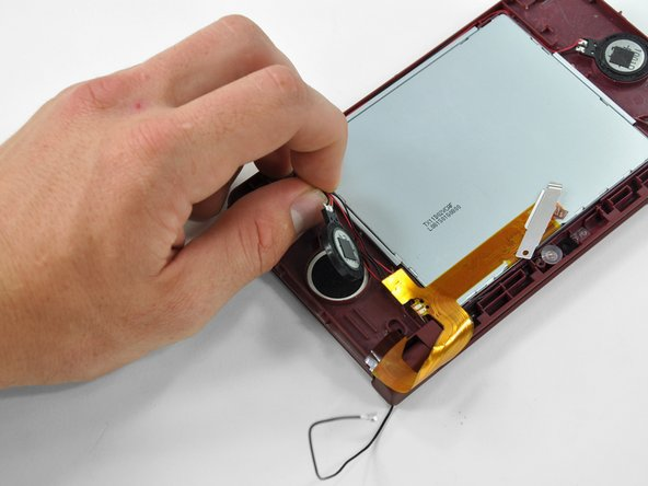 Nintendo DSi XL Upper Display Assembly Replacement
