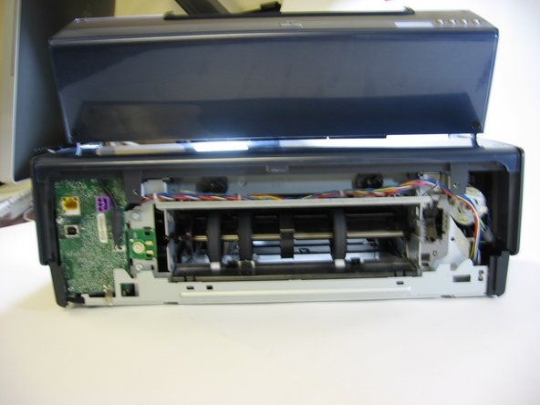 The back of your printer should look like this.