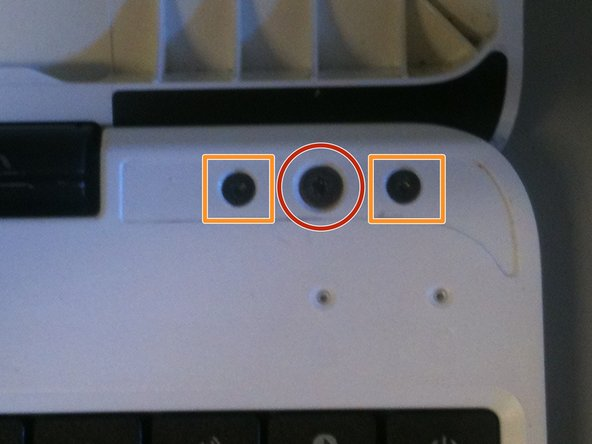 Use the T9 Torx screwdriver to unscrew the 2 bigger screws in the middle of each side.
