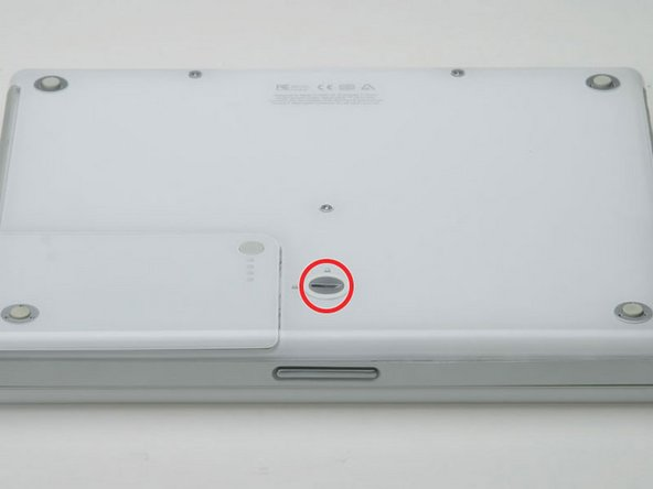 "iBook G3 12"" Battery Replacement"