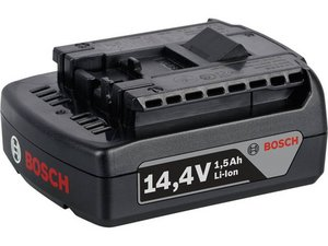 Bosch GBA Battery 14.4V 1.5Ah