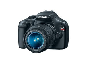 Canon EOS Rebel T3 / 1100D