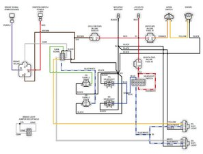 ezgo rxv wiring diagram solved ez go rxv won t turn on and won t read charger  no head  solved ez go rxv won t turn on and won