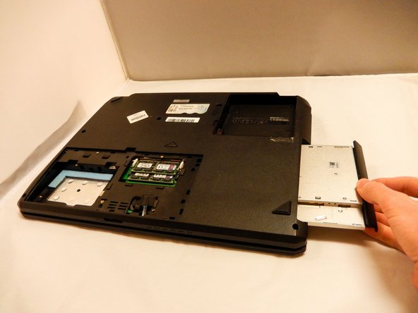 Asus ROG G55VW-DH71 Disk Drive Replacement