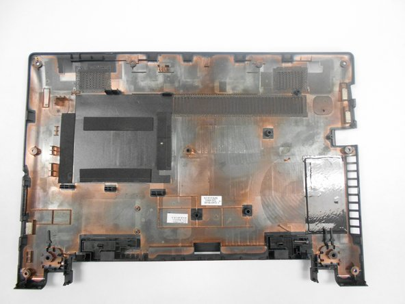 Lenovo IdeaPad S210 Touch Back Panel Replacement