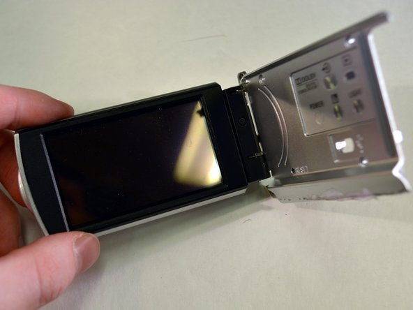 Sony Handycam DCR-SR68 LCD Screen Replacement