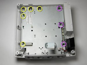 Sega Dreamcast Logic Board Replacement