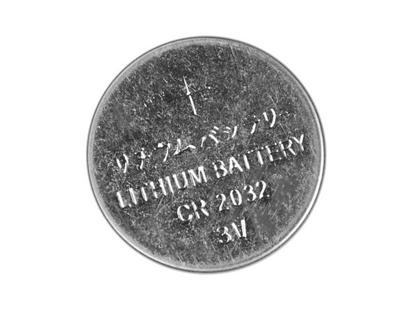 CR2032 Lithium Battery Main Image