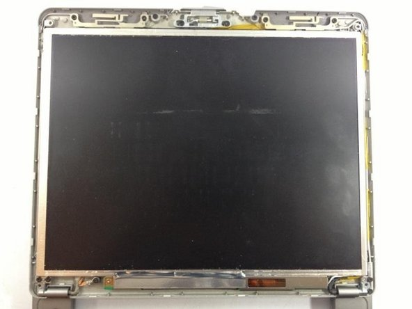Dell Latitude X300 Screen Replacement