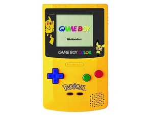 Game Boy Color Reparatur