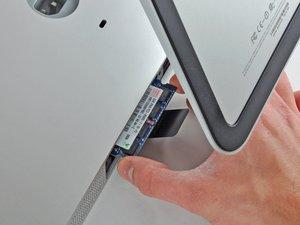 """iMac Intel 27"""" EMC 2390 RAM austauschen"""