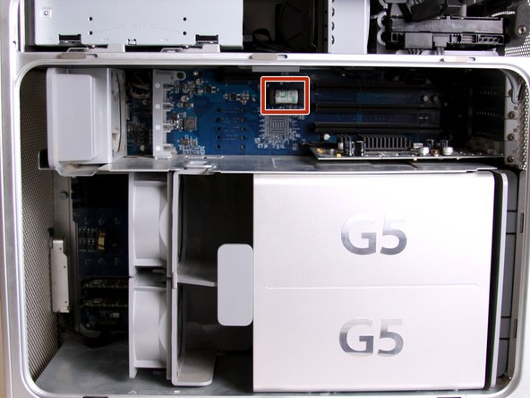 how to change pram battery on mac g5