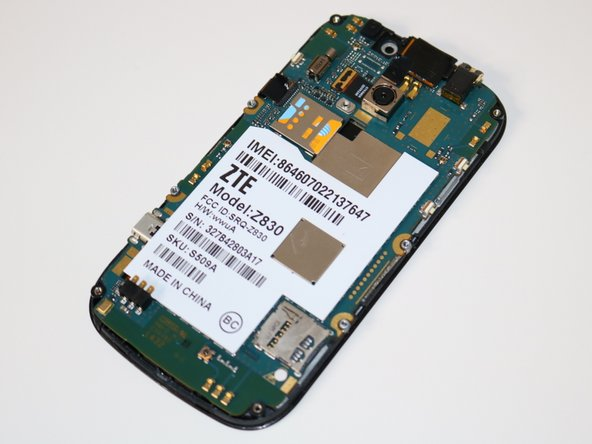 ZTE Compel Motherboard Replacement