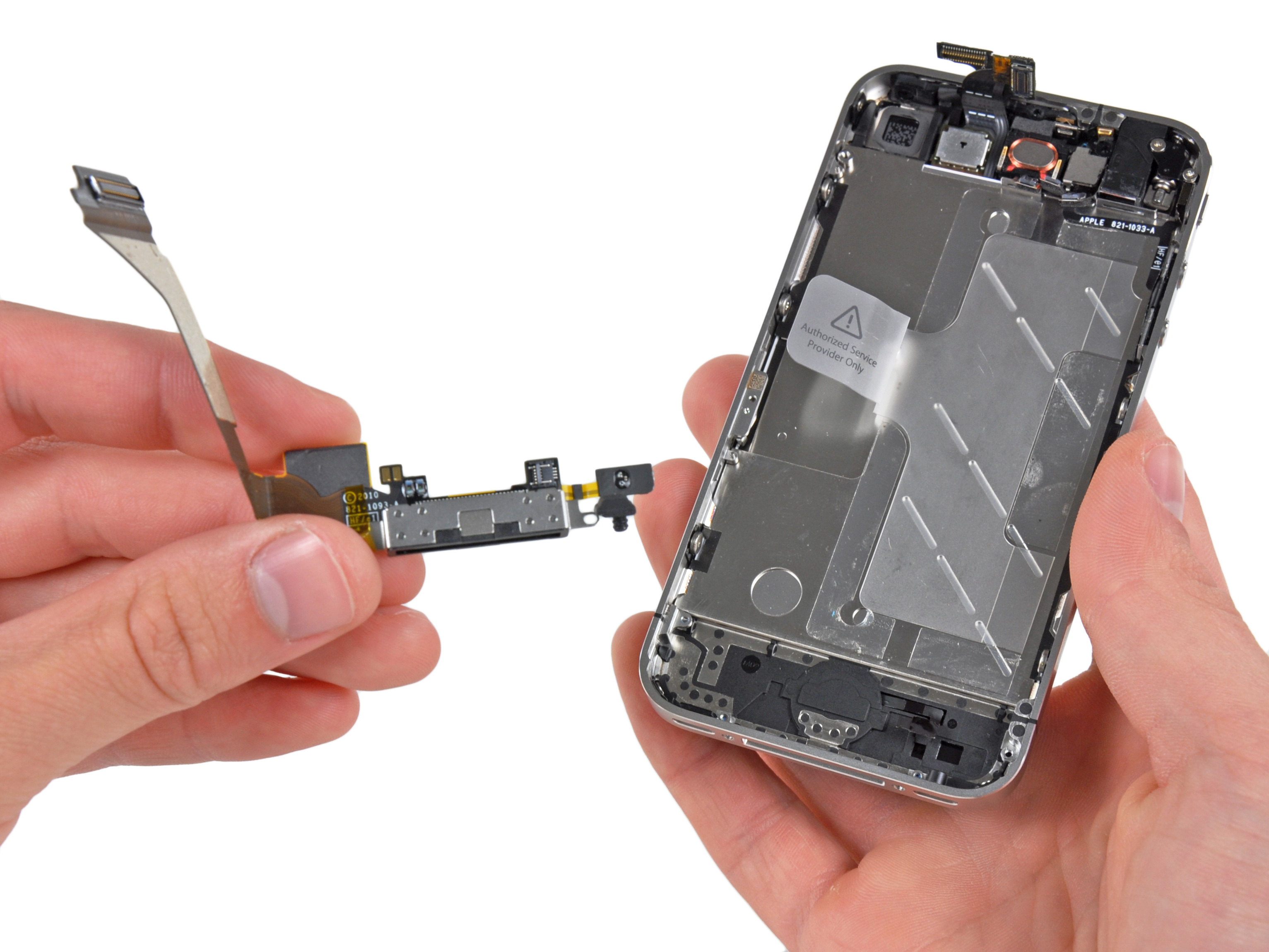 iphone 4 manual iphone 4 dock connector replacement ifixit repair guide 10867