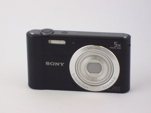 Sony Cyber-shot DSC-W800 Repair