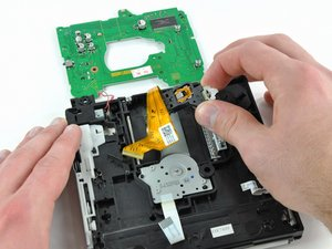 Nintendo Wii DVD Drive Lens Replacement
