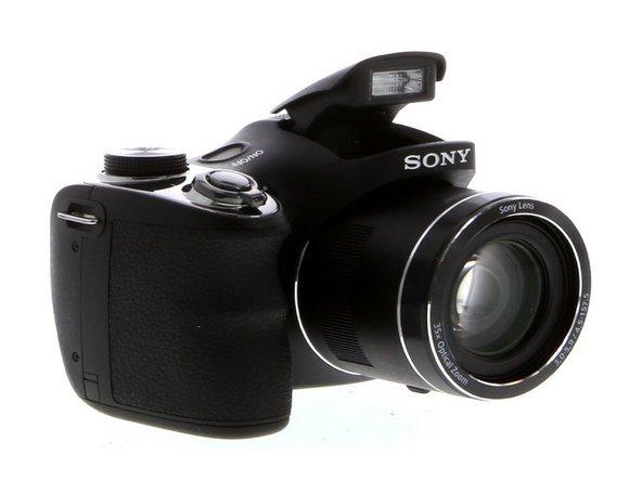 hoe problemen  oplossen bij Sony Cyber-shot DSC-H300