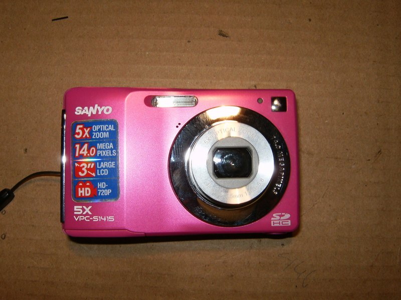 sanyo camera repair ifixit rh ifixit com Sanyo VPC 51415 Manual Sanyo 14MP Digital Camera
