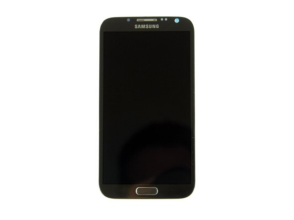 Samsung Galaxy Note II 2 Display Assembly N7100 (LCD Digitizer Front Panel) Main Image