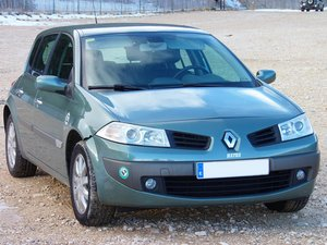 2002-2008 Renault Mégane II Repair