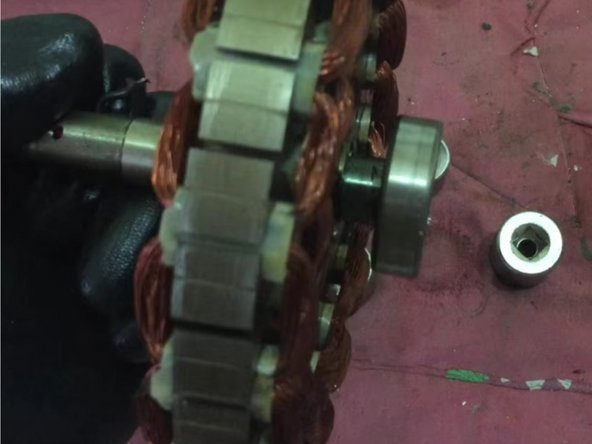 Replacing The Ball Bearing In Squeaky Ceiling Fan Ifixit Repair Guide