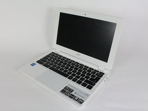 Acer Chromebook CB3-111-C8UB Repair