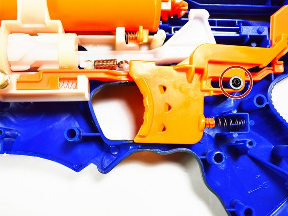 Nerf N-Strike Elite Strongarm Trigger Mechanism Replacement