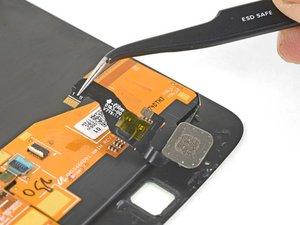 Sensore impronte digitali