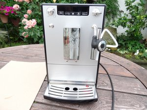 Melitta Caffeo Solo Repair