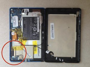 Repairing Acer Iconia B1-A71 Touch Screen Digitizer